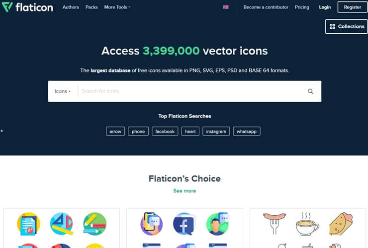 free icons site 1