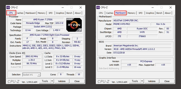 Check pc specifications 3