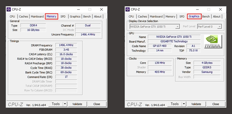Check pc specifications 4