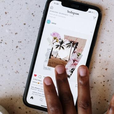 인스타그램 사진 저장 방법 (안드로이드, 아이폰)